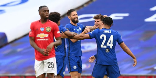 Avatar of Match report: Chelsea 3 Manchester United 1