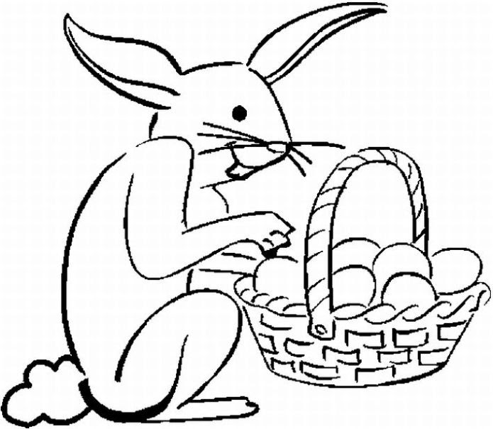 Blank Easter Egg Printable - ClipArt Best