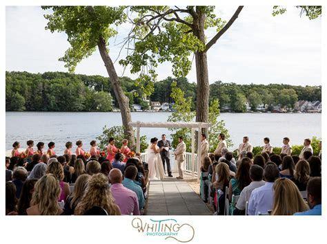 Lake Pearl Wrentham Wedding   Whiting Photography