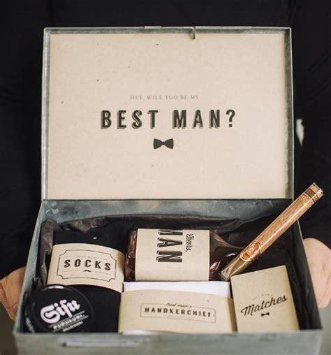 Best Man Duties in Detail