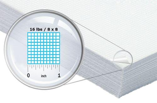 Clearprint 10002416 Series 1000hp 11 X 17 Vellum Design And