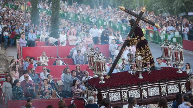 Nuestro Señor de los Reyes, el pasado Lunes Santo