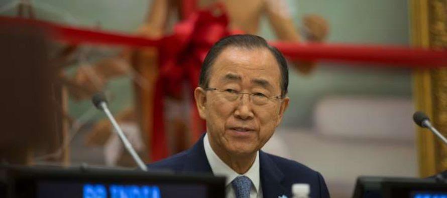 Mỹ yêu cầu Nam Hàn bắt giữ và dẫn độ em trai ông Ban Ki-moon