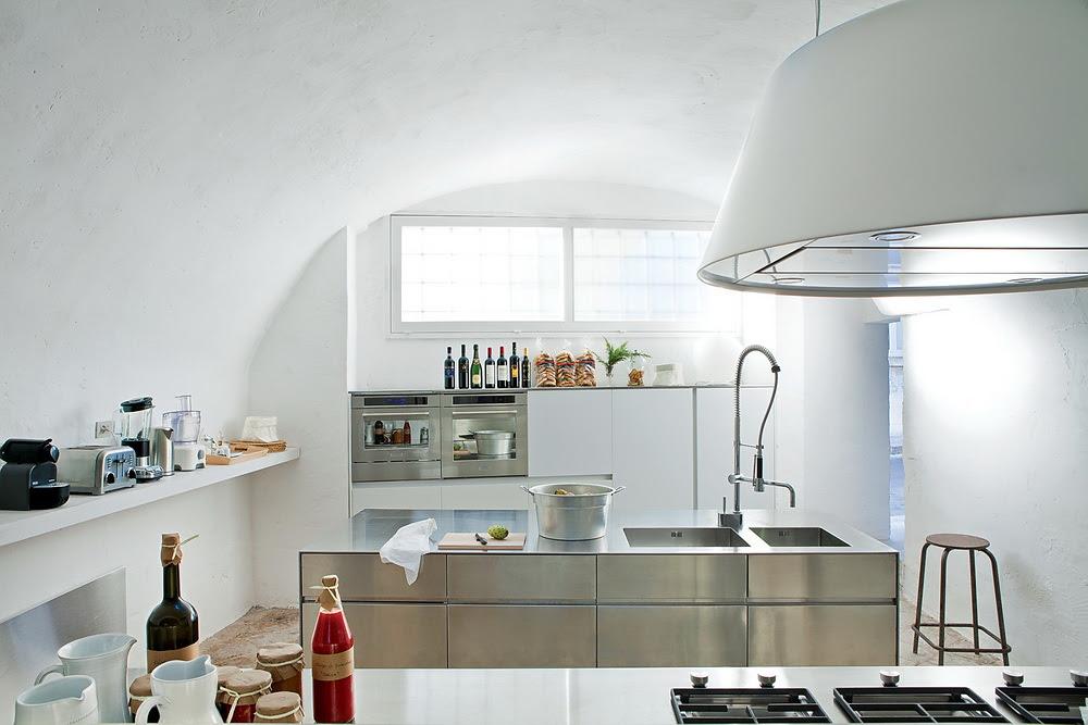 Habitar Modern Atende antiga em umas férias Italian renovado 5