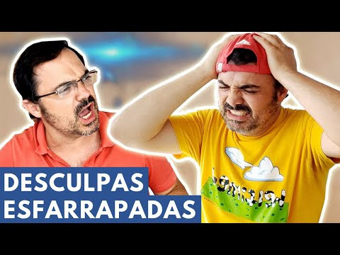 DESCULPAS ESFARRAPADAS