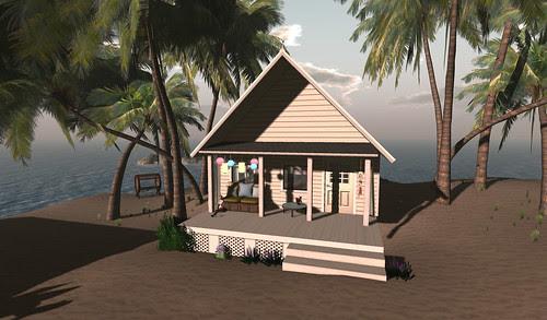 My beach home