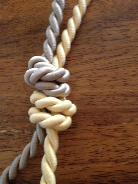 25  Best Ideas about Fisherman's Knot on Pinterest   Easy
