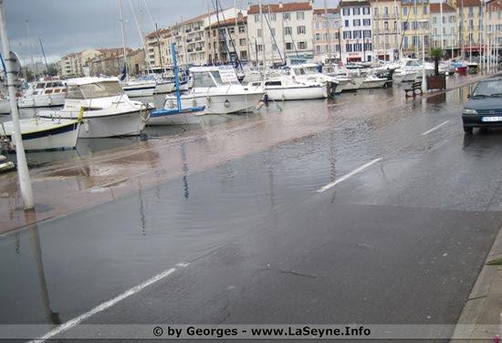 Le Port De La Seyne Sur Mer Deborde Toulon Actualité