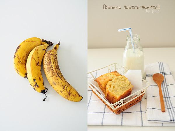 banana quatre-quarts