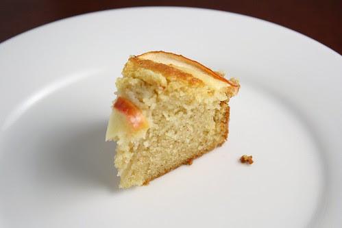 Apple Buttermilk Cake