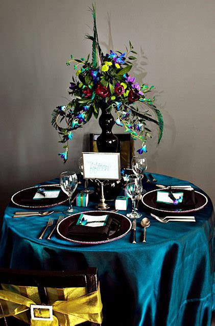 bride.ca   Table Setting Ideas, by Modern Proposal