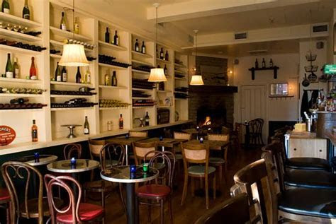Top Five Casual Wine Bars in New York City    New York