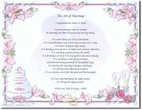 "Wedding Poems   Everything About ""ME"" » Love and Wedding"