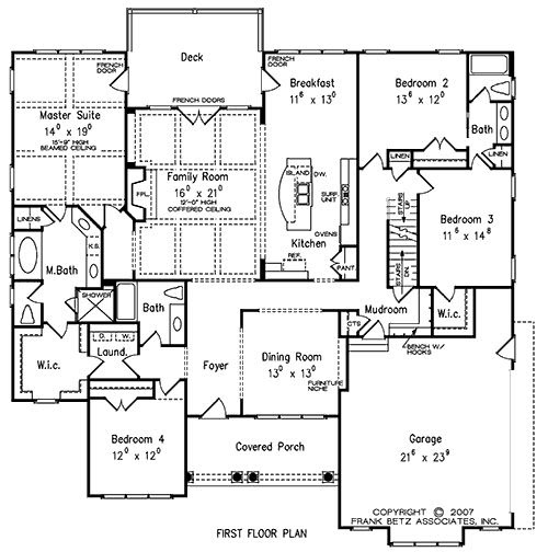 1000+ images about house plans on Pinterest | European homes ...