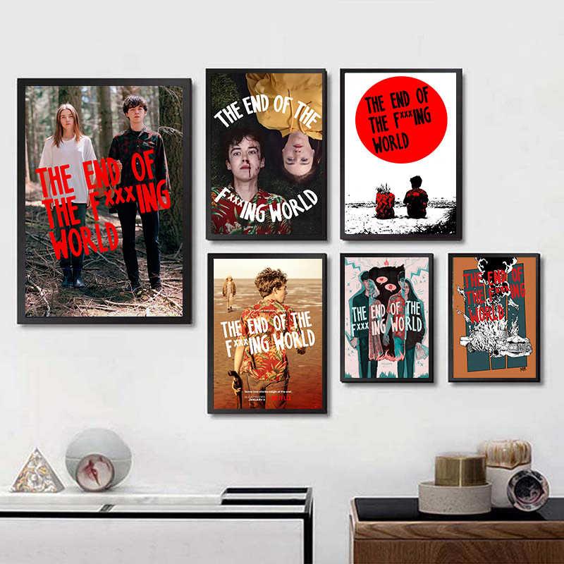 ラブリー It The End Poster