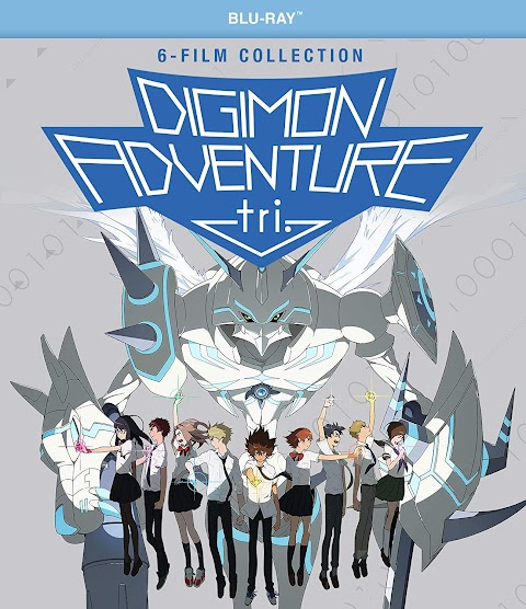 Digimon Adventure Tri 6 Film Collection