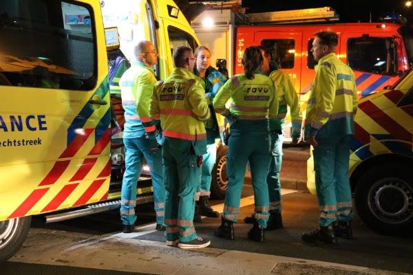 Ongeval met letsel op Bouwlustlaan in Den Haag