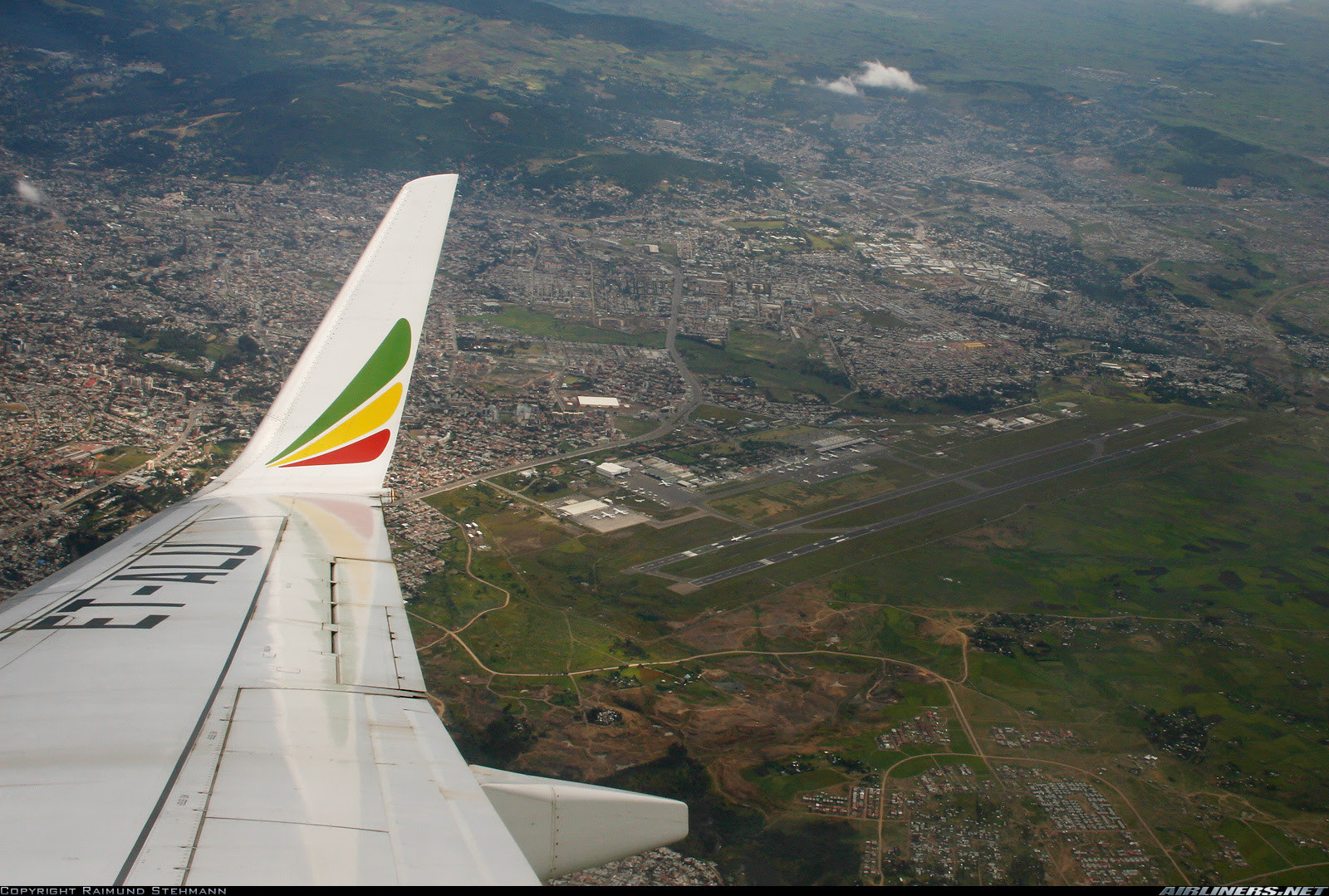 An overview of Addis Ababa Bole International Airport