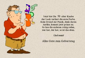 Verse Zum 40 Geburtstag Lustig