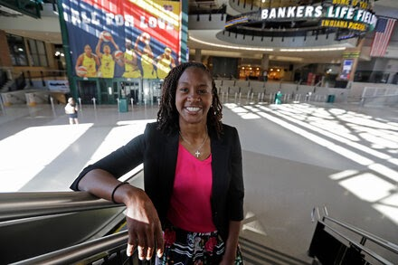 Tamika Catchings Is Taking Her 'Superpower' to the Hall of Fame