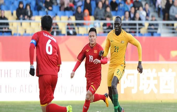Vietnam gres saja mengecap manisnya sebuah usaha Generasi Emas Sepak Bola Vietnam Berbicara Banyak Di Kancah Asia