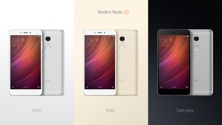 redmi note 4