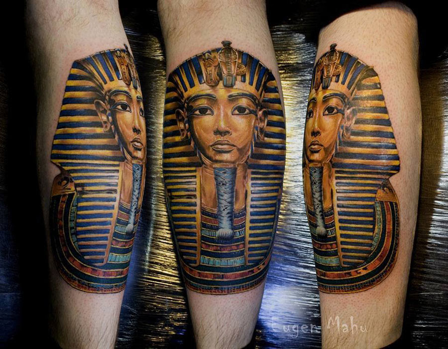 Tutankhamun Tattoo Best Tattoo Design Ideas