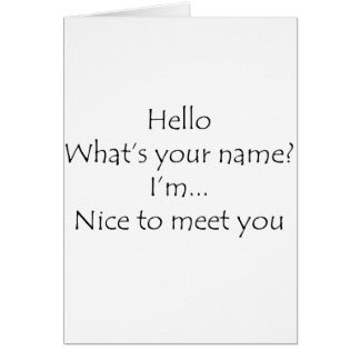 Nice To Meet You Quotes 40318 Trendnet