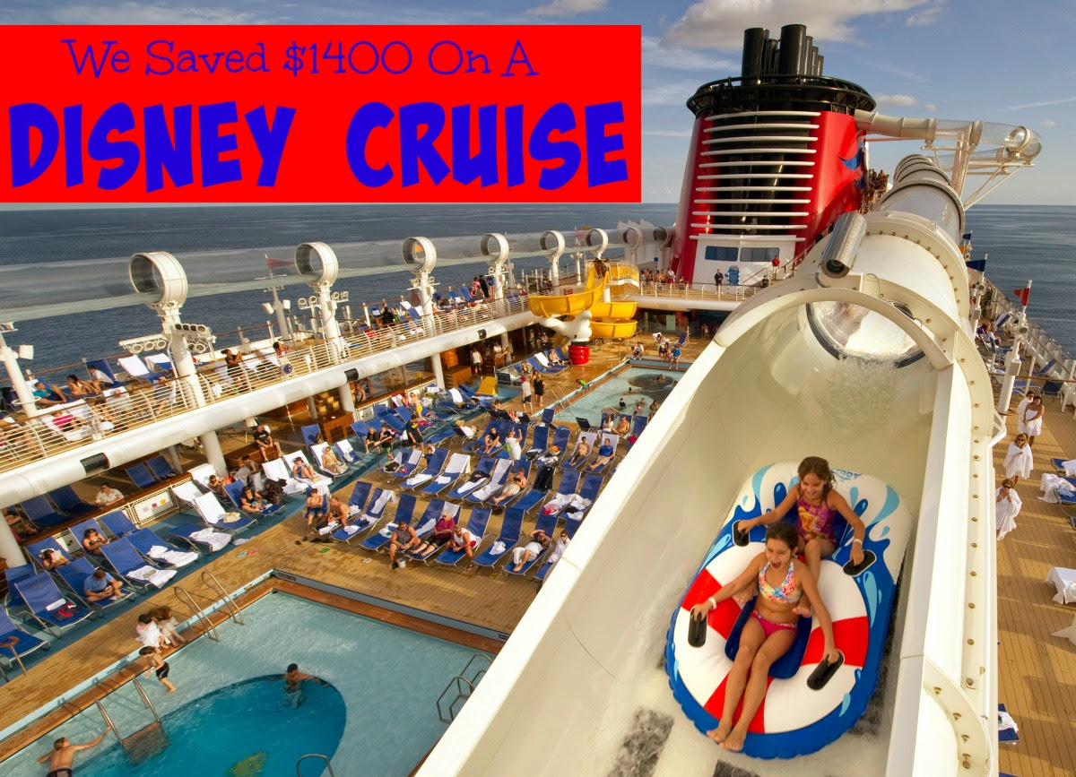 How To Save Money On A Disney Cruise Line