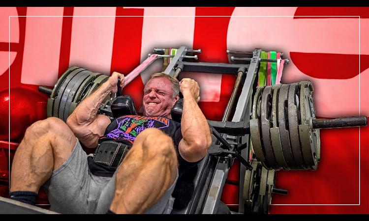 High Intensity *EXPLOSIVE* Leg Workout for Mass