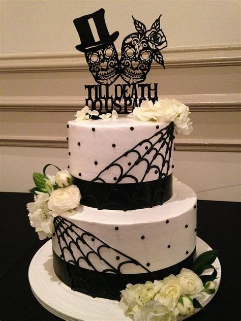 day of the dead wedding cake   Wedding Cakes   Pinterest