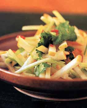 Asian Pear Slaw recipe