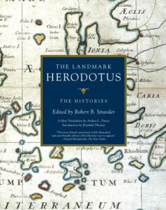 The Landmark Herodotus (cover)