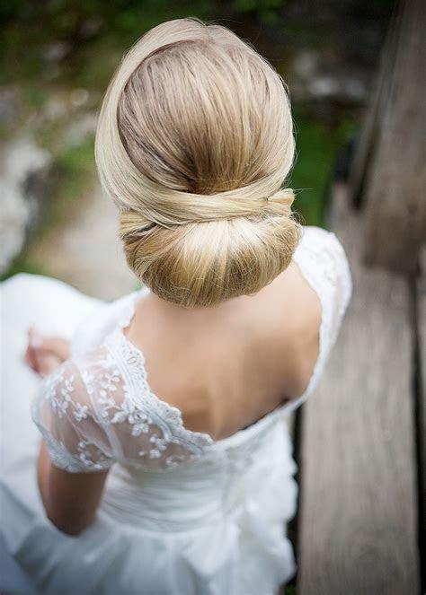 Best 25  Wedding hair buns ideas on Pinterest   Bridal