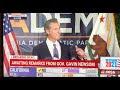 NBC News Calls California Recall Election For Gavin Newsom As GOP Voting Effort Fails In Landslide