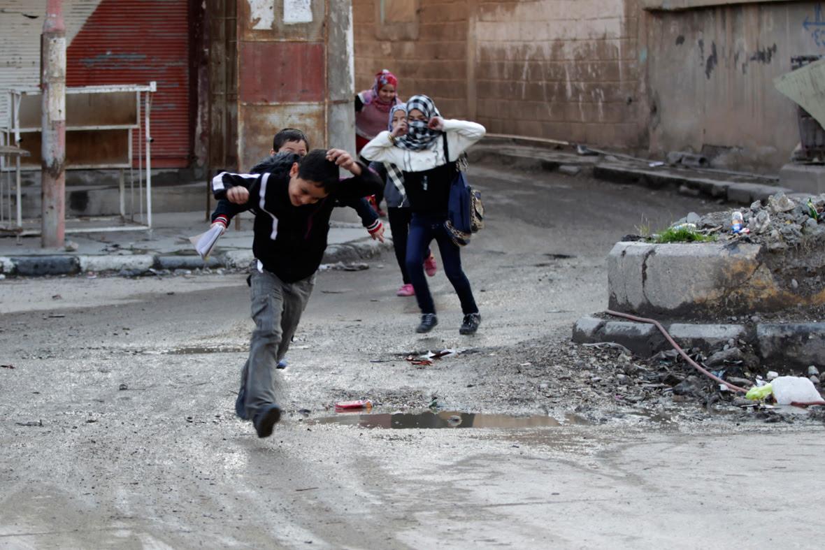 syria sniper