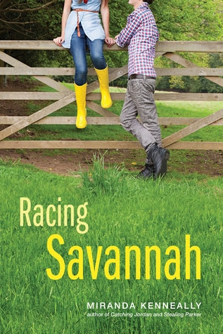 Racing Savannah (Hundred Oaks, #4)