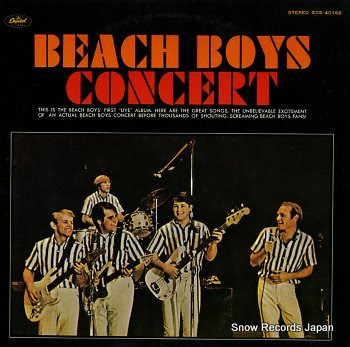 BEACH BOYS, THE concert