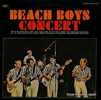 BEACH BOYS, THE concert