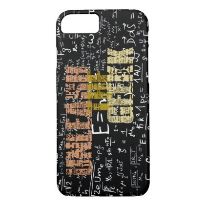 Unleash the Geek Phonecase iPhone 7 Case
