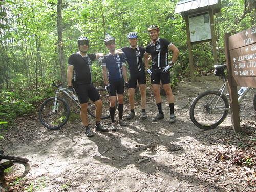 Team ED - Trail head