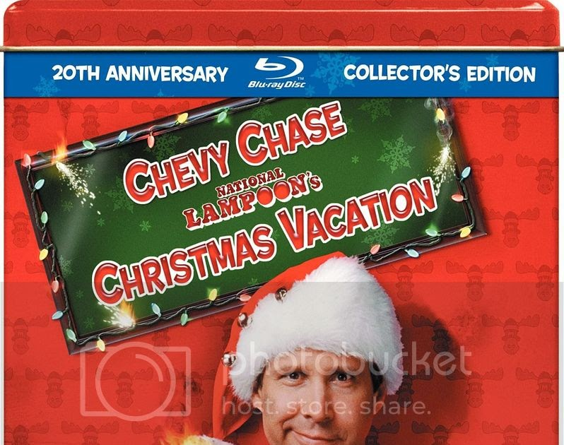 blu news national lampoons christmas vacation 20th anniversary collectors edition blu ray review