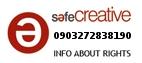 Safe Creative #0903272838190