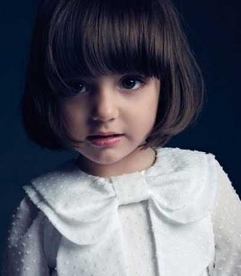 Makin Gemas Inilah Tips Memilih Model Rambut Yang Cocok Untuk Anak