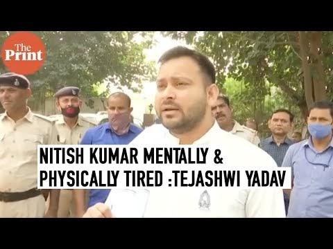 Bihar CM Nitish Kumar spent Rs 500 crores on advertisements, claims RJD's Tejashwi Yadav