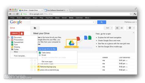 google drive  mac    mac