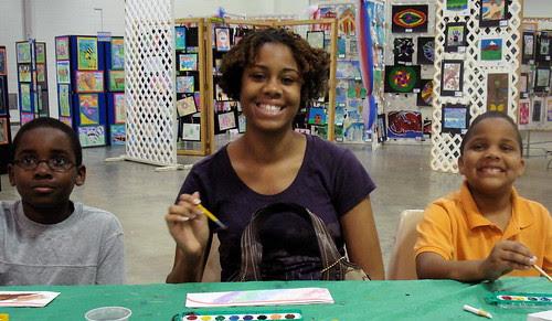 ArtBreak 09: Earl Raymond, Jessica Williams, Eric Raymond, Shreveport by trudeau