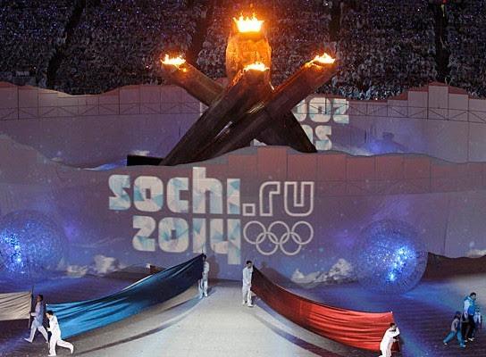 Sochi, nước Nga, thế vận hội mùa đông, Liên Xô sụp đổ