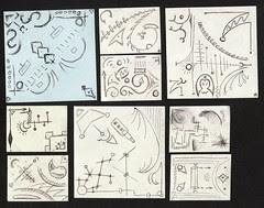Post-It Doodles
