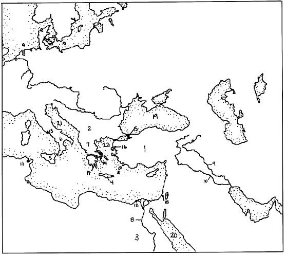 east asia map quiz. Mediterranean Map: